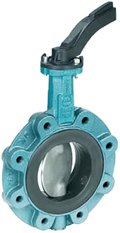 Tapped & Lugged Pattern Valve Design