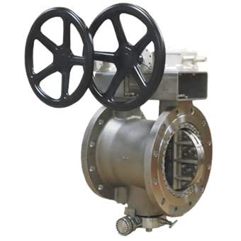 Double Block and Bleed Valve